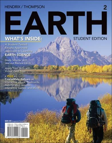 Compare Textbook Prices for EARTH2 with CourseMate, 1 term 6 months Printed Access Card New, Engaging Titles from 4LTR Press 2 Edition ISBN 9781285442266 by Hendrix, Mark,Thompson, Graham R.
