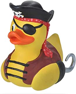 """Wild Republic Rubber Ducks, Bath Toys, Kids Gifts, Pool Toys, Water Toys, Pirate, 4"""""""