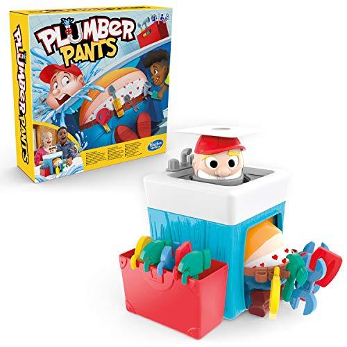 Hasbro Pantalon de Gaming, Jeu d'intérieur Amusant pour Enfants à partir de 4 Ans.