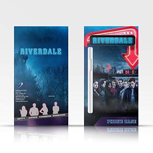 Head Case Designs Offizielle Riverdale Jughead Jones 2 Posters Harte Rueckseiten Handyhülle Hülle Huelle kompatibel mit Samsung Galaxy Note9 / Note 9