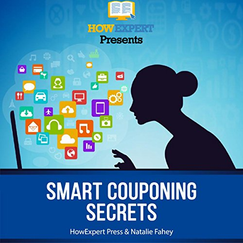 Smart Couponing Secrets audiobook cover art
