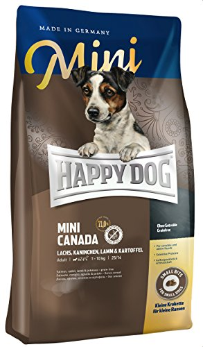 Happy Dog Mini Canada, 1er Pack (1 x 4 kg)