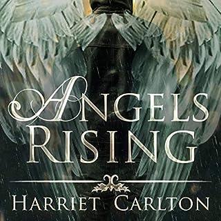 Angels Rising audiobook cover art