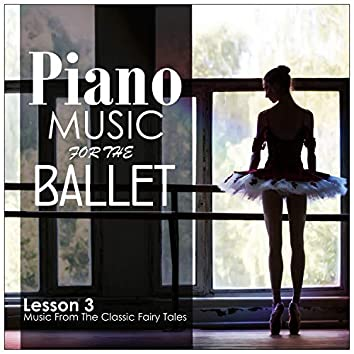 Piano Music for the Ballet, Lesson 3: Centre and Barre Exercises (Cartoon Edition)