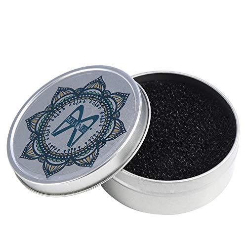 limpiador maquillaje, Limpiador de Cepillo de Maquillaje para Quite el resto de los cosméticos, Pincel Maquillaje seco color Remover