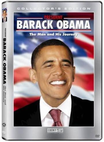 Barack Obama man His Journey product image