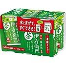 サントリー 緑茶 伊右衛門 炙り茶葉仕立て 濃縮タイプ 185g×6本