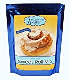 Gluten-free, but doesn't taste like it! Great for cinnamon rolls, orange rolls, sticky buns, or any other sweet roll recipe Non-GMO Free from the top 8 allergens Vegan