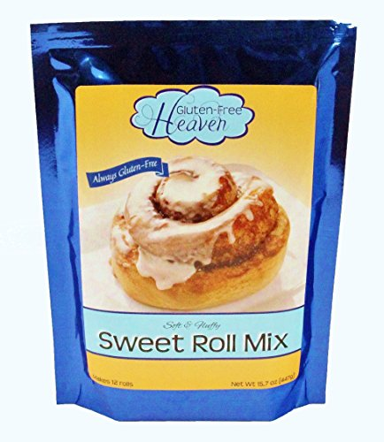 Gluten-Free Sweet Roll Mix