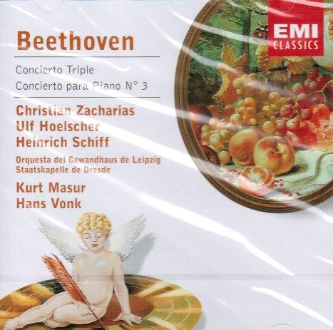 Beethoven:Triple Cto,Piano Cto No 3
