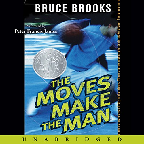 The Moves Make the Man audiobook cover art