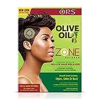Organic Root Stimulator オリーブオイルゾーンは無ライ髪リラクサーを目標としません