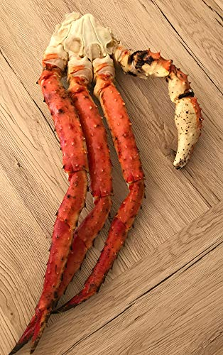 Königskrabbe / King Crab, Beine u. Scheren, Wildfang, Norwegen 2kg