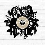 Reloj diseño LP AC-DC