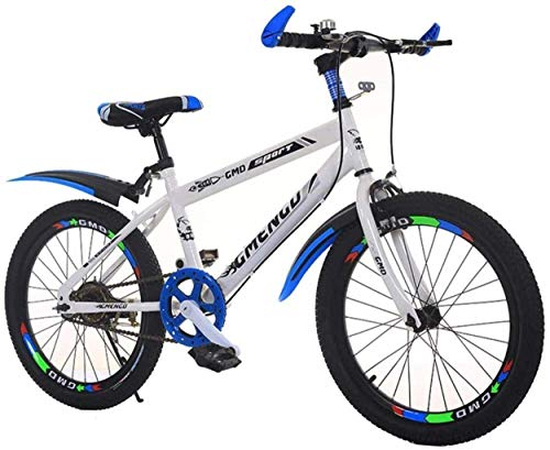 Children's Mountain Bike, Bicycle Student Bike, Hard Tail Bike Single Speed Bicycle Disc Brake Bicycle, Anti-Skid Wear Tire, Student Go to Work 7-2,20inch fengong (Color : 24inch)