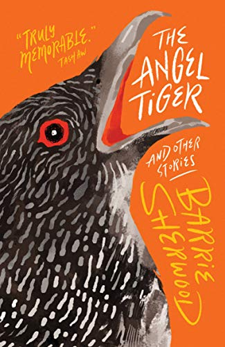 The Angel Tiger and Other Stories by [Barrie Sherwood]