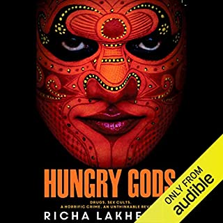 Hungry Gods cover art