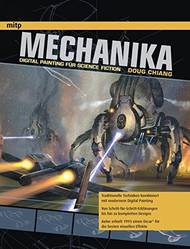 Mechanika: Digital Painting Techniken für Science Fiction Figuren