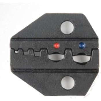 アイウィス(IWISS) SNシリーズ交換用ダイス (A02WF2C(絶縁被覆付圧着端子/絶縁スリーブ付き棒端子用 0.5-2.5mm²))