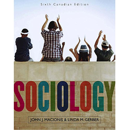 VangoNotes for Sociology, 6th Canadian Edition audiobook cover art