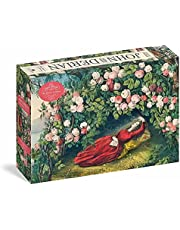 The Bower of Roses Puzzle: 1,000-pieces (John Derian Paper Goods)