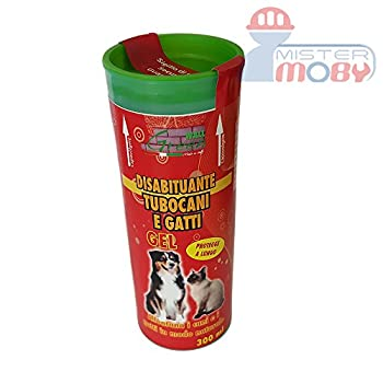 DISSUASIF REPOUSSANT CHIENS CHATS TUBE GEL HYDROREPOUSSANT 300ML