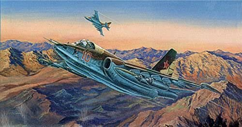 el estilo clásico Trumpeter 1 32 - Sukhoi Su-25 Frogfoot Frogfoot Frogfoot A by Trumpeter  para barato