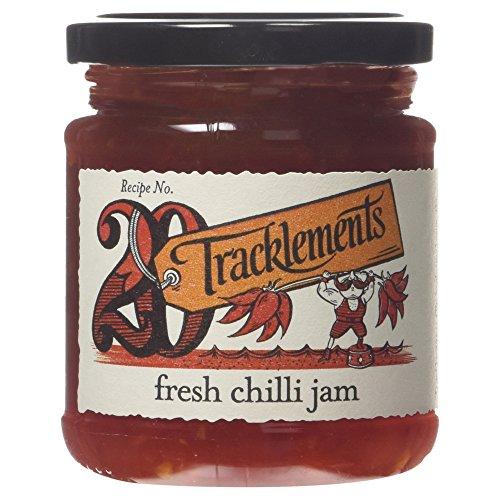 Tracklements Frische Chili Jam, 250g