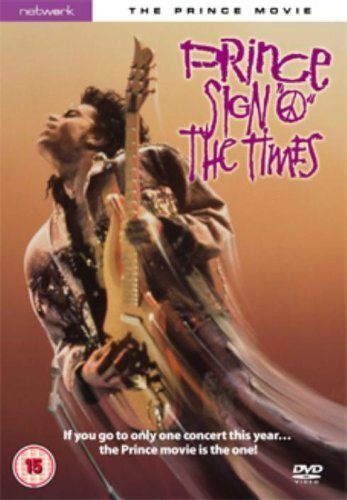 Prince - Sign 'O' The Times [DVD] [Region2] Requires a Multi Region Player