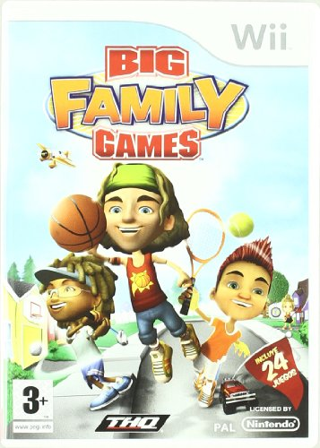 Big Family Games [Import spagnolo]