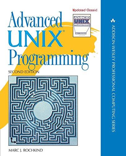 Advanced UNIX Programming