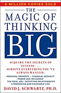 The Magic Of Thinking Big (0671646788) | Amazon price tracker / tracking, Amazon price history charts, Amazon price watches, Amazon price drop alerts