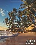 2021 Agenda: 12 Mois Agenda Journalier 2021 - Format A4 - Janvier à Décembre...
