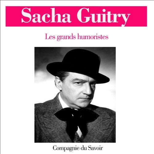 Sacha Guitry cover art