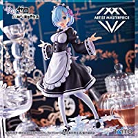 在庫2・Re:ゼロから始める異世界生活 AMP レム フィギュア Winter Maid image ver. リゼロ