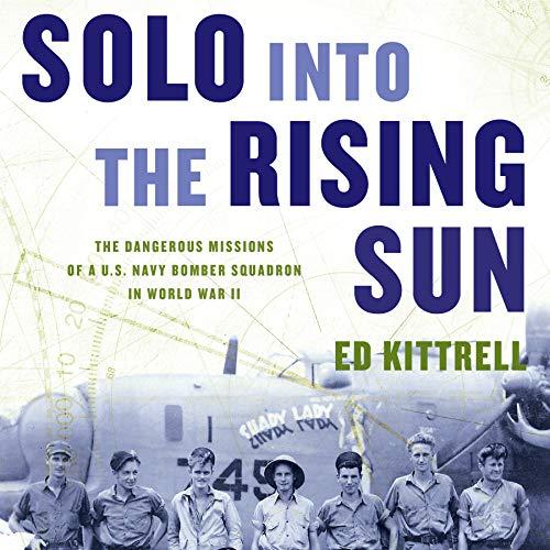 Solo into the Rising Sun cover art