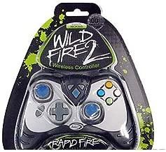 Xbox 360 Wild Fire 2 Wireless Controller - Black