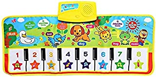 73x28cm Baby Piano Music Play Mat Children Educational Musical Carpet Rug Toys for Kids