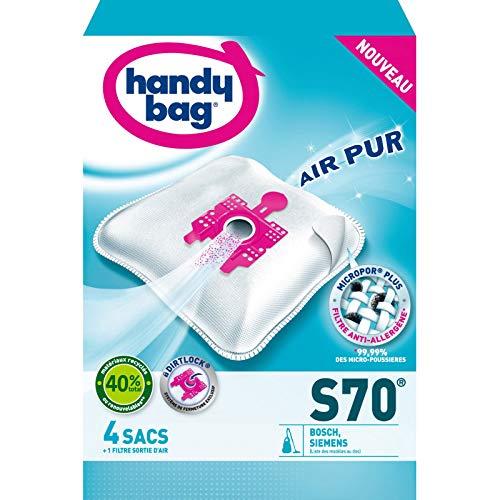Handy Bag - 4 sacs HANDY BAG - S70 (+ 1 filtre offert)