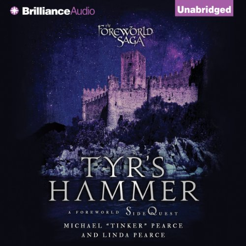 Tyr's Hammer audiobook cover art