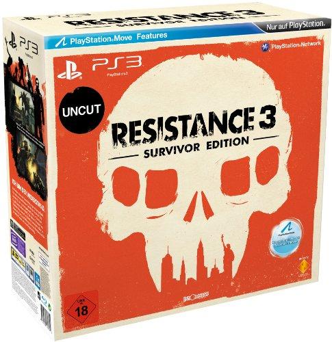 Preisvergleich Produktbild Resistance 3 - Survivor Edition