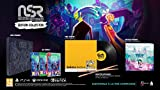 Cette version collector contient en plus du jeu : Le Vinyle Exclusif incluant 10 chansons issues de la BO, des baguettes exclusives à l'effigie de NSR, un magnifique Artbook premium de 64 pages Embarquez dans une aventure-action basée sur la musique ...