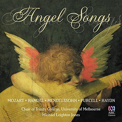 Choir of Trinity College Melbourne & Michael Leighton Jones