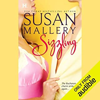 Sizzling                   By:                                                                                                                                 Susan Mallery                               Narrated by:                                                                                                                                 Alyson Silverman                      Length: 8 hrs and 15 mins     791 ratings     Overall 4.1