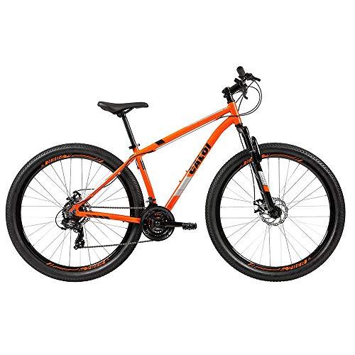Bicicleta Mtb Caloi Two Niner Alloy Aro