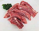 [冷凍] アメリカ産 四元豚 バックリブ 500g (BBQ 、グリルなど)