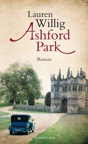 Ashford Park von Willig. Lauren (2013) Gebundene Ausgabe