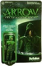 "Funko ReAction Arrow - John Diggle ReAction 3.75"" Action Figure"