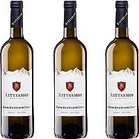 Photo Gallery gewurztraminer ritterhof | alto adige doc | vino bianco altoatesino | trentino | 3 bottiglie da 75 cl | idea regalo