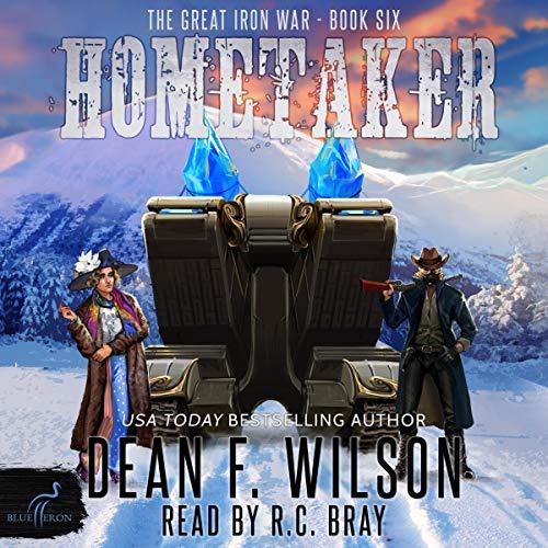 Hometaker Audiobook By Dean F. Wilson cover art